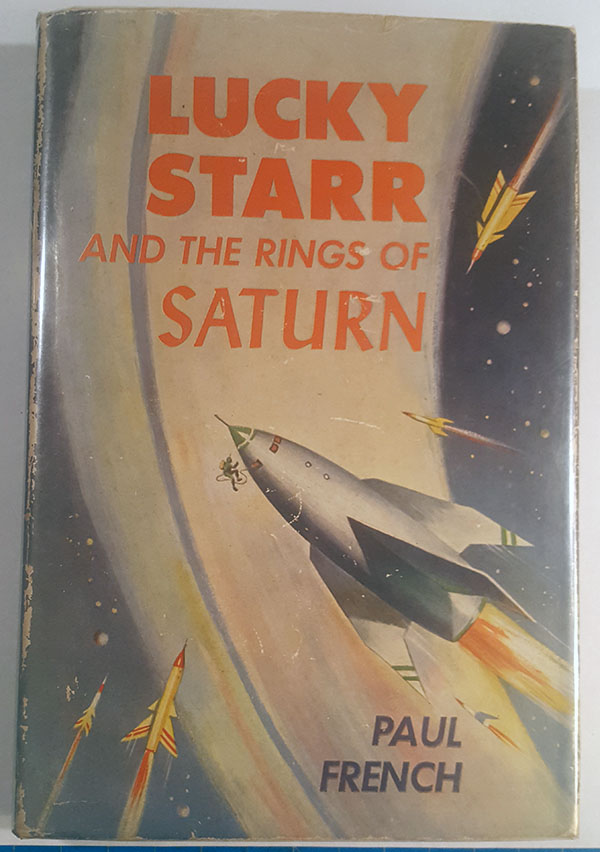 Image for Lucky Starr and the Rings of Saturn
