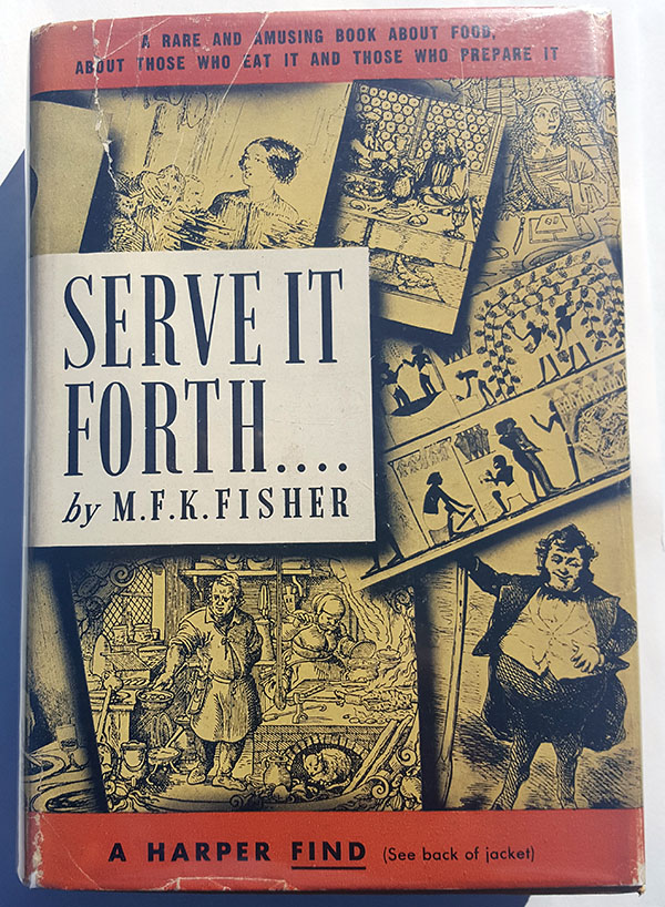 Image for Serve It Forth