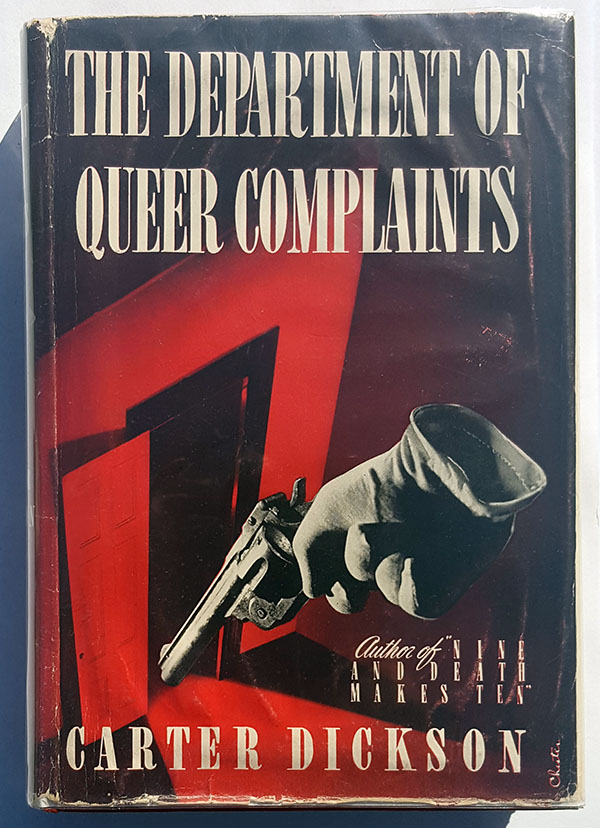 Image for Department of Queer Complaints, The