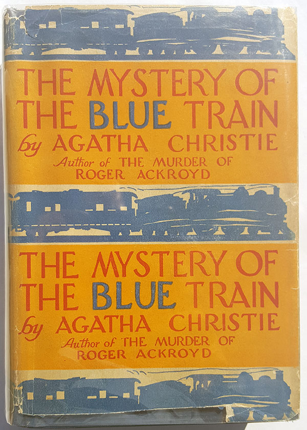 Image for Mystery of the Blue Train