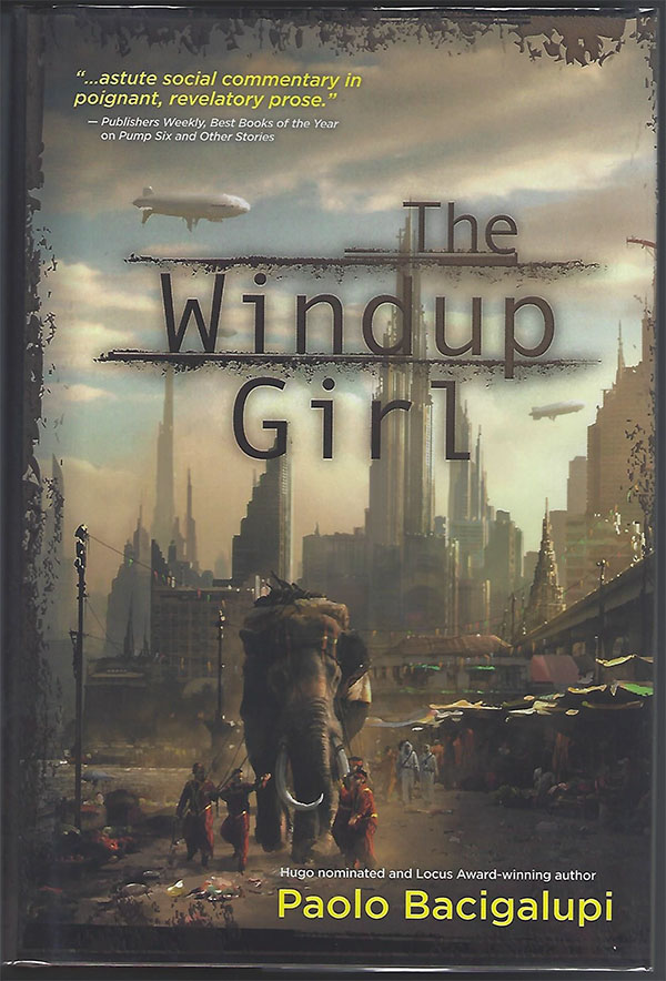 Image for Windup Girl, The