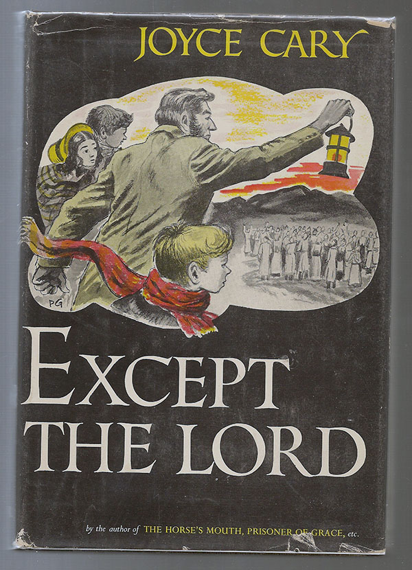 Image for Except The Lord