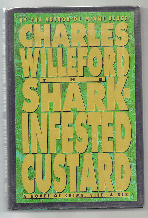 Image for Shark-Infested Custard, The