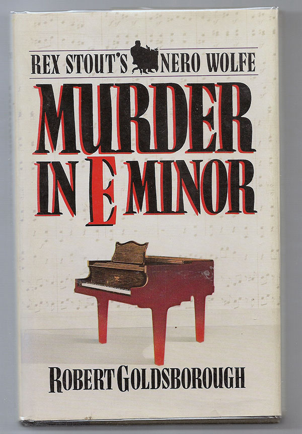 Image for Murder in E Minor