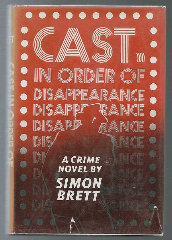 Image for Cast, In Order of Disappearance
