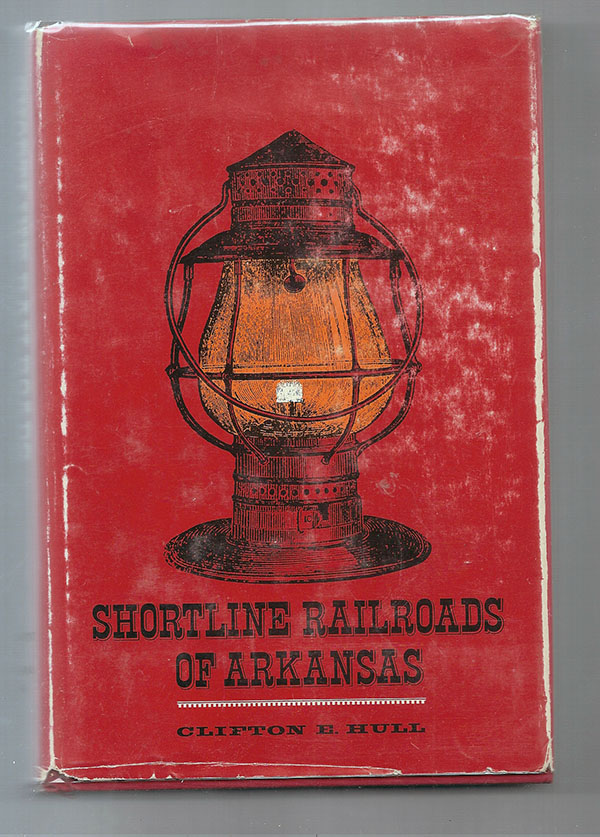 Image for Shortline Railroads of Arkansas