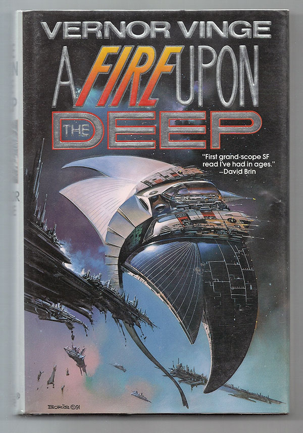 Image for A Fire Upon the Deep