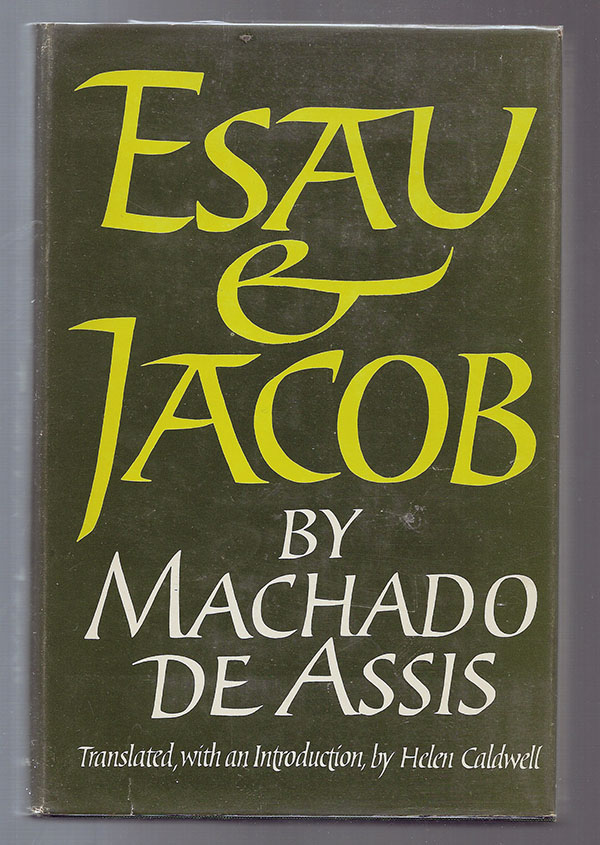 Image for Esau and Jacob