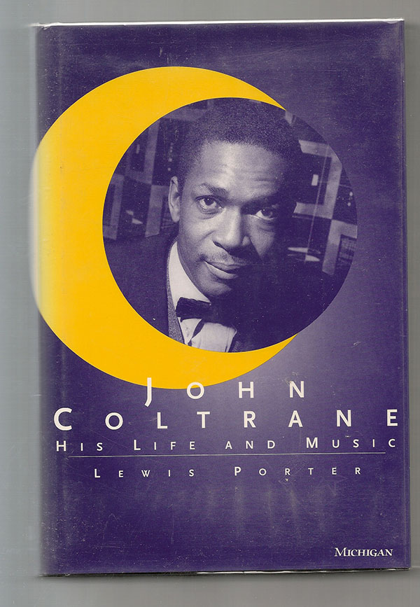 Image for John Coltrane His Life and Work