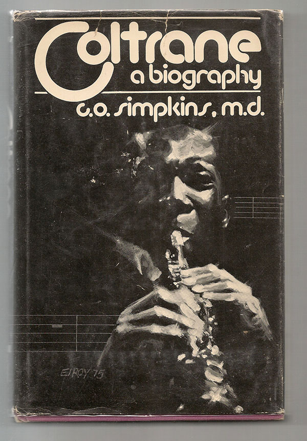 Image for Coltrane A Biography