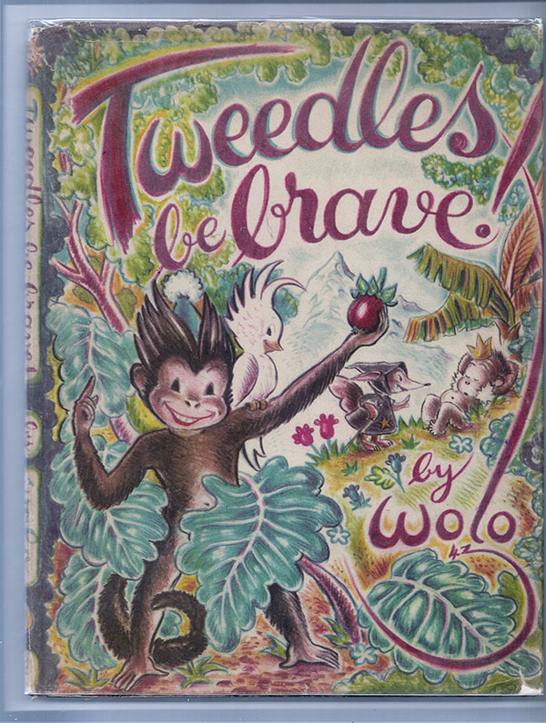 Image for Tweedles be Brave