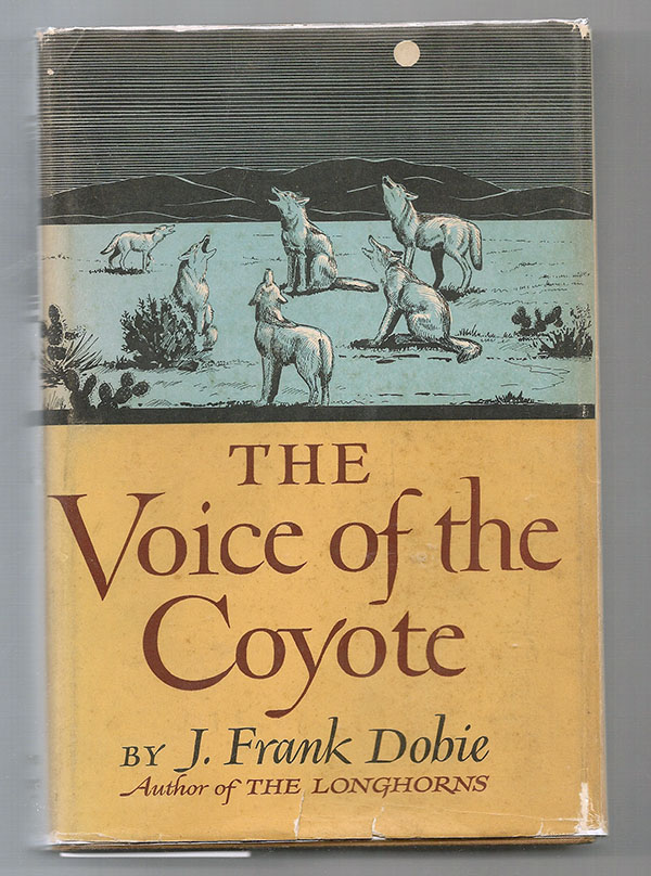 Image for Voice of the Coyote, The